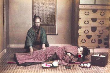 Origini dello Shiatsu