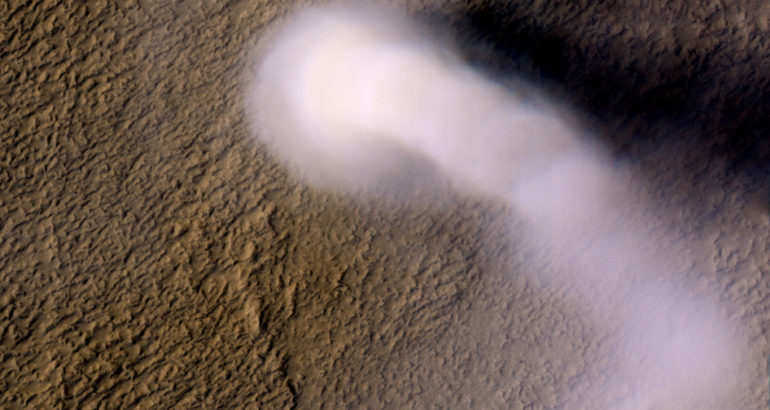 Pennacchi su Marte