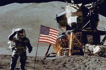 Non Siamo Mai Andati sulla Luna