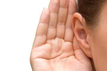 """Ascoltare è una cosa molto diversa dal semplice """"sentire"""" ?"""
