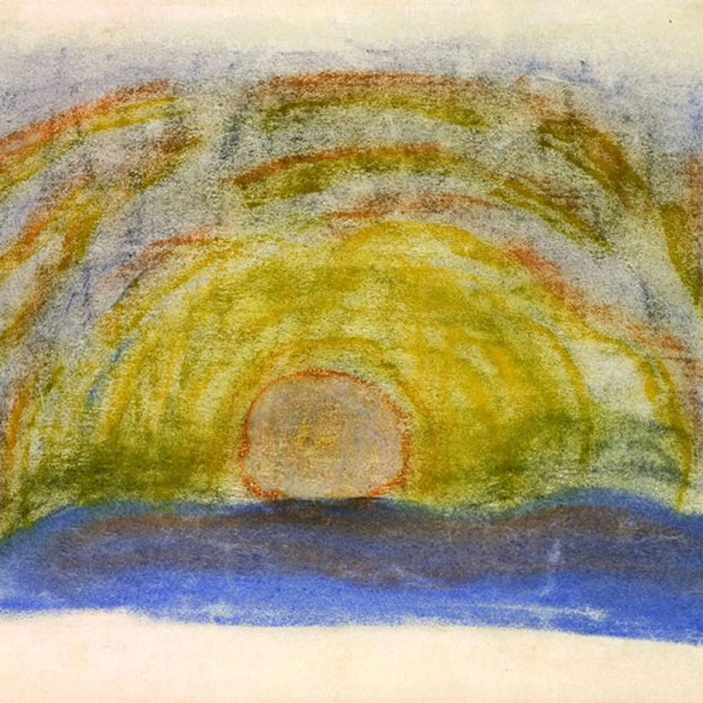 Tramonto del sole - Rudolf Steiner