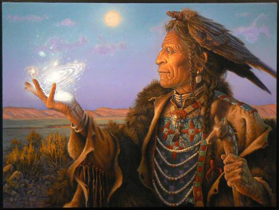 shaman 1