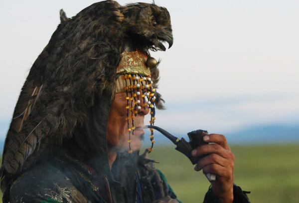 shaman b