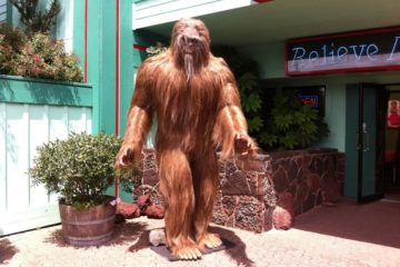 Il Bigfoot