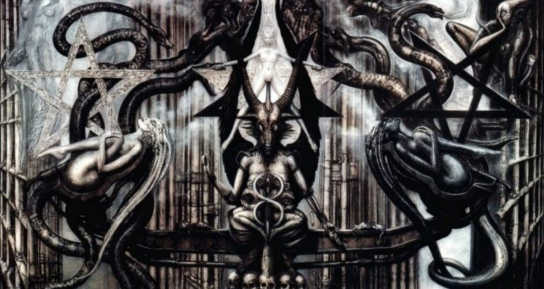 hr giger thespell IV