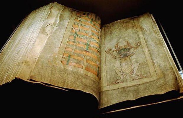 codex gigas bibbia del diavolo