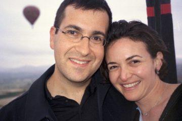 Dave Goldberg e Sheryl Sandberg