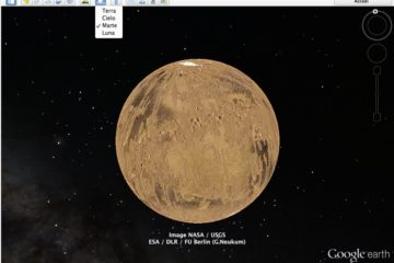 Sconcertanti Anomalie da Google Earth: Base Segreta sulla Luna e Tomba Egizia su Marte