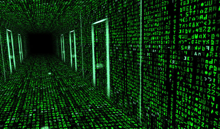 matrix extraterrestrial