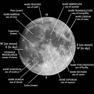 Lunar-Maria