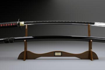 L' Anima del Samurai – La Katana