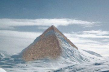 Possibili Piramidi al Polo Sud? Fotografie Intriganti in Antartide