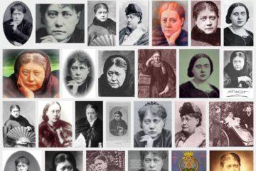 Biografia di Helena Petrovna Blavatsky