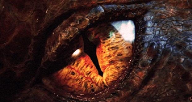 occhio drago lo hobbit la desolazione di smaug