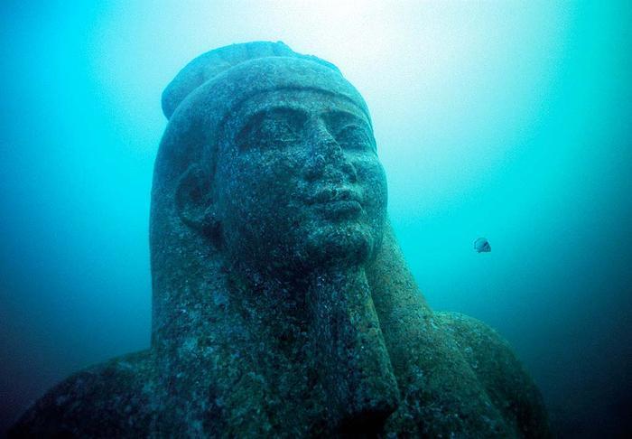 L'Atlantide d'Egitto Riemersa dalle Acque Finalmente si Mostra al Pubblico