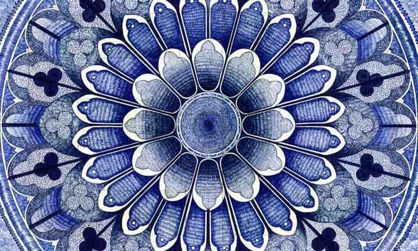 blu carpet bic ant