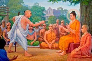 L' Uomo che sputo' in faccia al Buddha