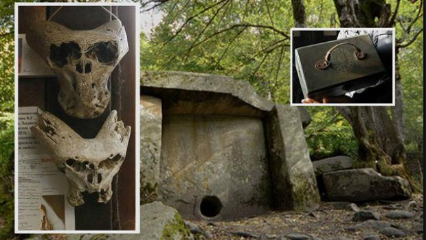 teschi-dolmen