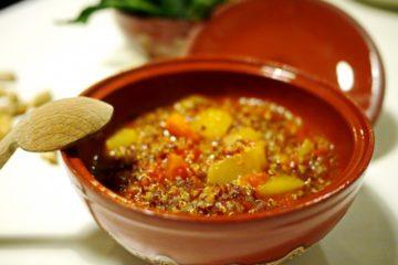 Quinoa e Patate in Umido – Tony's Happy Kitchen