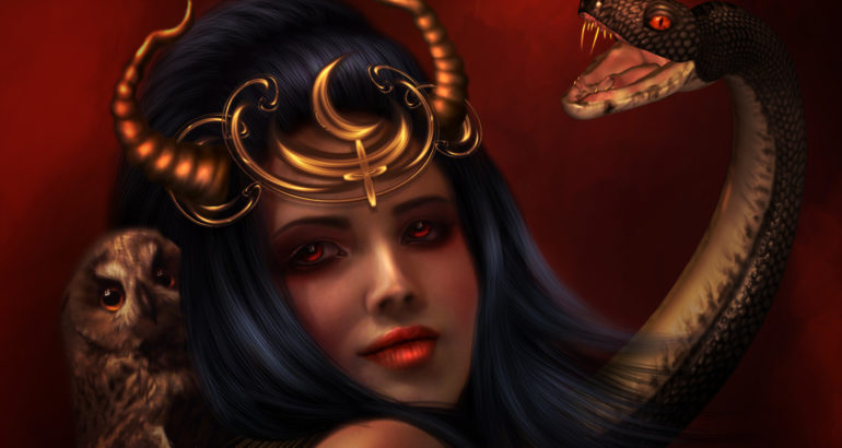 lilith  wallpaper by donatelladrago d34eemj