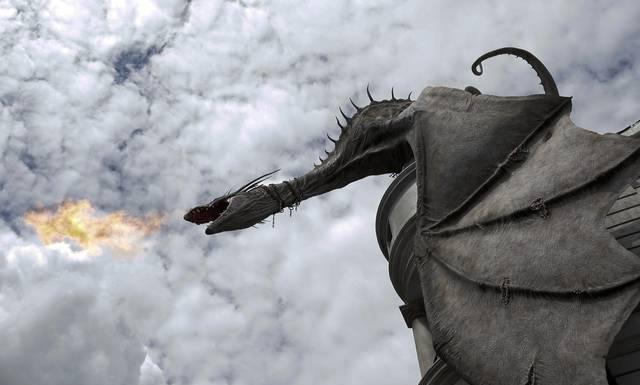 Il risveglio del Drago