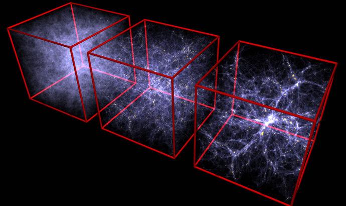 Come evolve l'Universo Chiedi alle simulazioni 1