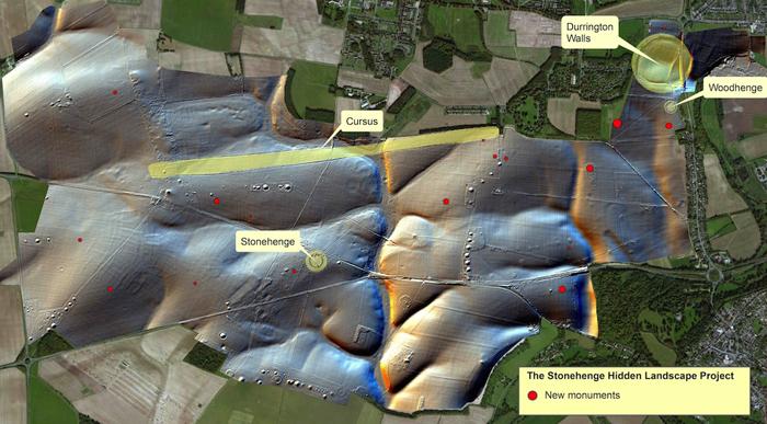 Scoperta città sotto il sito megalitico di Stonehenge