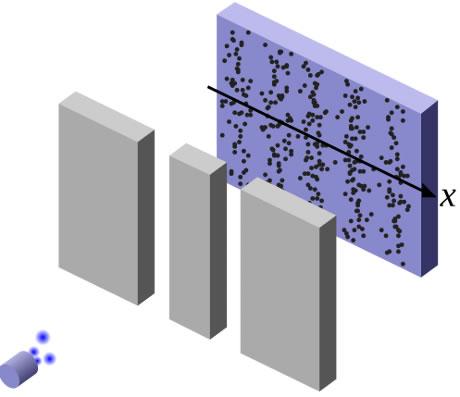 Risolto il paradosso delle traiettorie surreali dei fotoni-b1