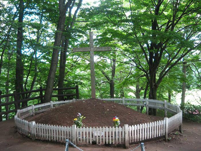 Tomba di Gesù in Giappone2