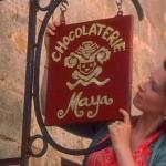 L'insegna della Chocolaterie