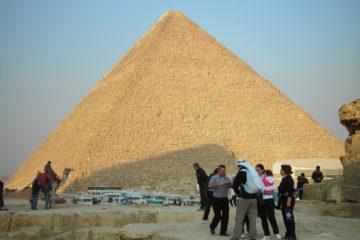Chi ha costruito la Piramide di Cheope?