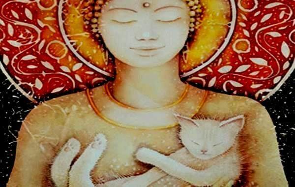 La Leggenda Buddista sui Gatti-2