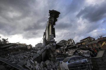 Terremoto 6.0 in Centro Italia
