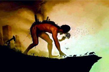 Perché l'Evoluzione Umana è fuori dall'Armonia del Cosmo?