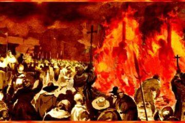 """Piccole Considerazioni sulla """"Santa"""" Inquisizione"""