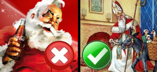 Babbo Natale E San Nicola.La Vera Storia Antica Di Babbo Natale Il Sapere