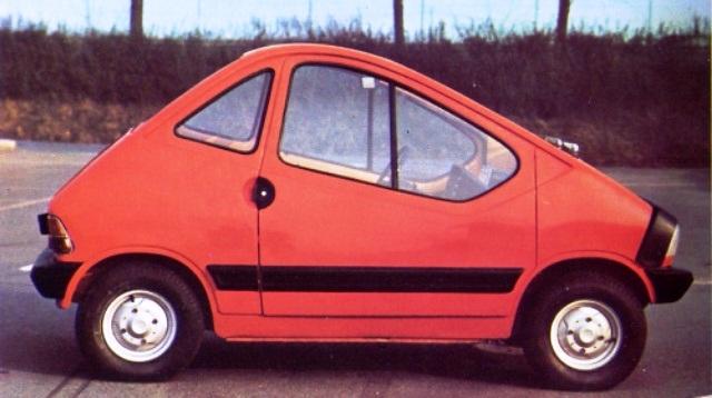 Fiat elettrica nel 1976 0