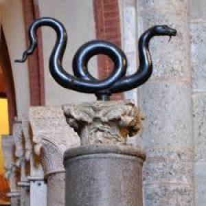 Serpente primordiale 1
