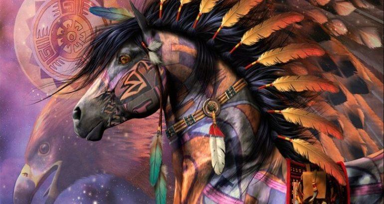 390025 shaman visions p