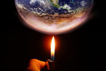 Global Warming (con 4 video di Jonathan Lion Klayn)