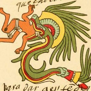 serpente maya