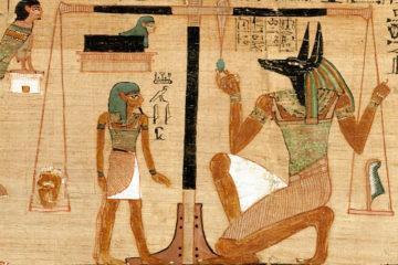 Il Libro tibetano dei Morti, o Bardo Todol e il Peremheru, quello dell'Antico Egitto a confronto.