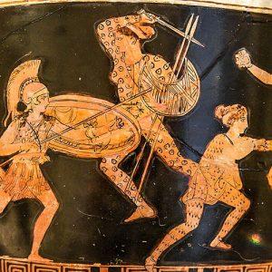 Amazzoni mitologia greca donne guerriere