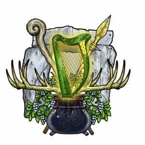 Tuatha symbols
