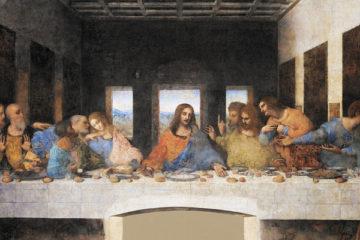 L' Ultima Cena di Gesù Cristo