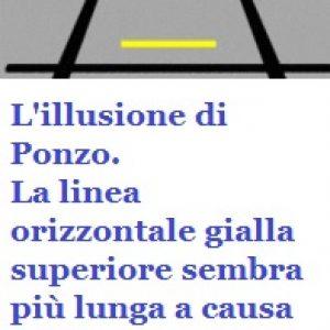 percezione ponzo