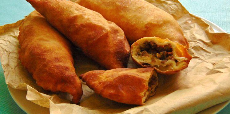 panzerotti frits