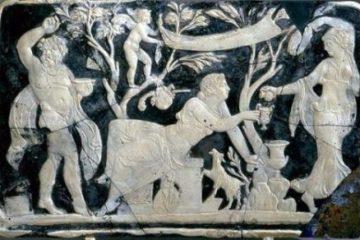 I misteri eleusini come percorso iniziatico