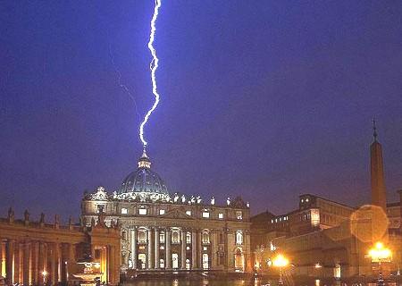 fulmine San Pietro