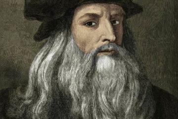 Leonardo da Vinci nel Cinquecentenario della Morte